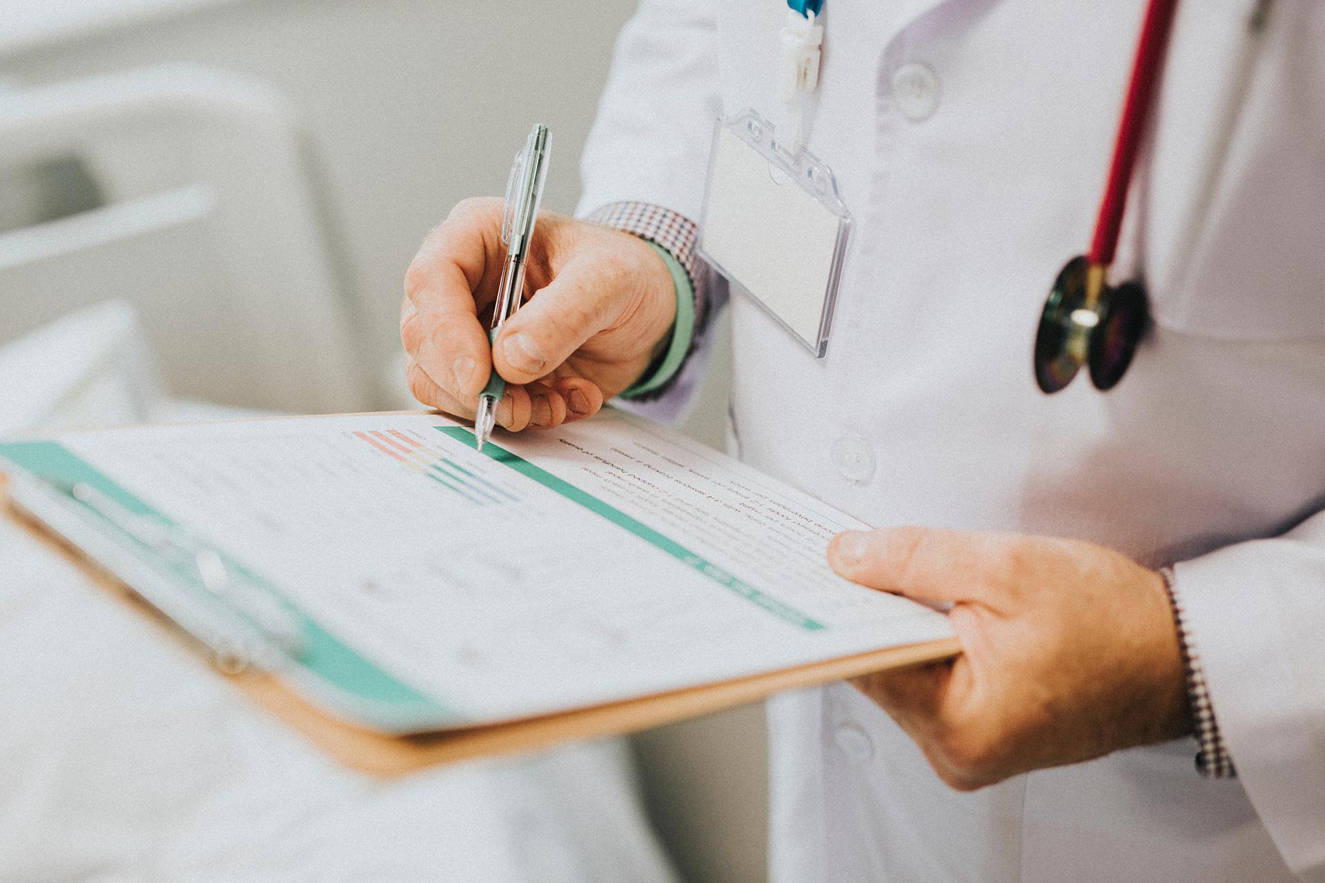 medic mapa formular