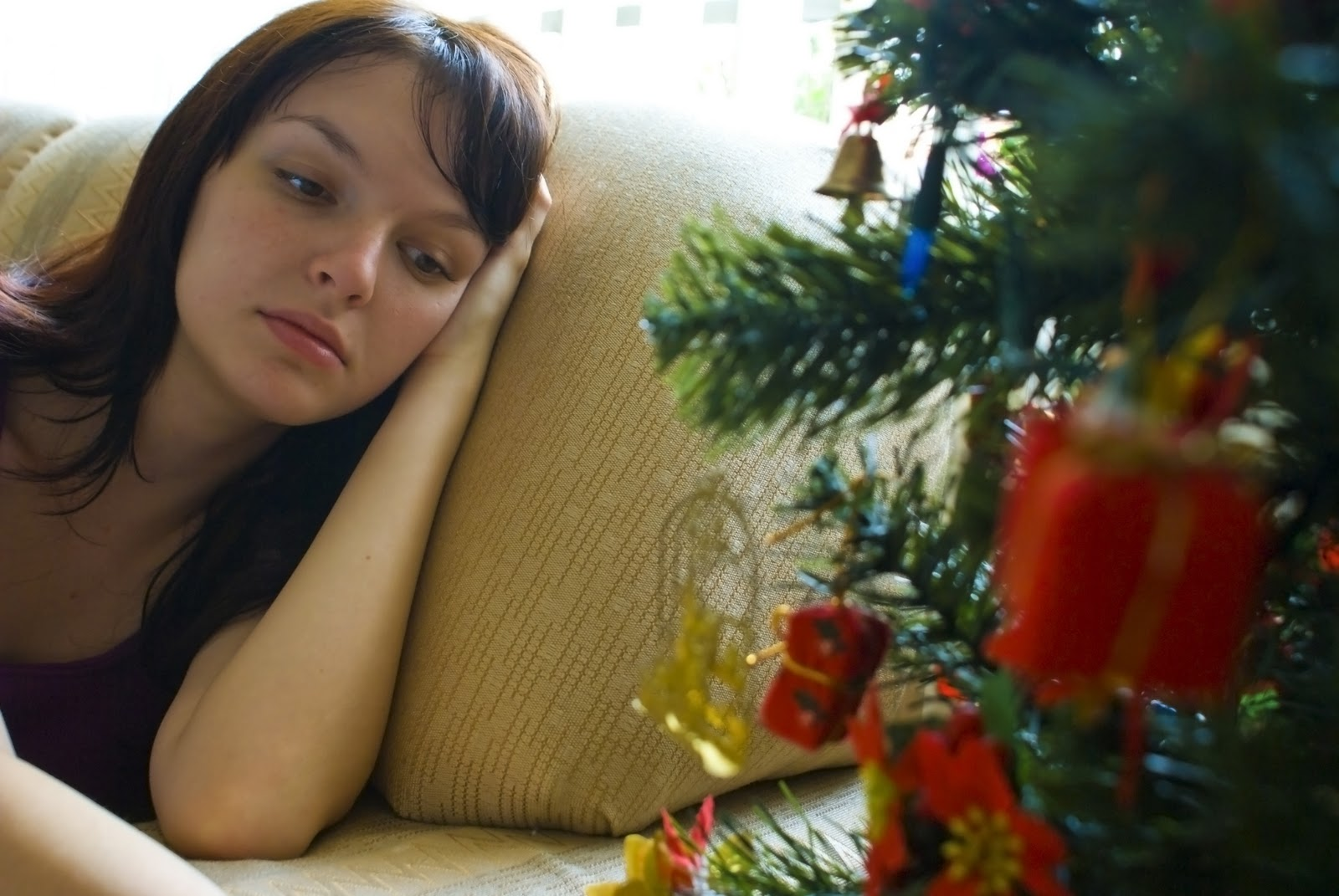 Christmas depression - yes, it can affect anyone, and it shouldn't be ignored