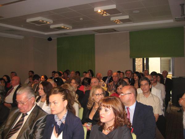 fotografie de la gala top medici