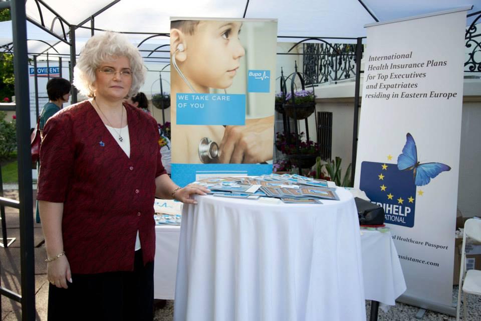 MediHelp UK Embassy Event , medical insurance