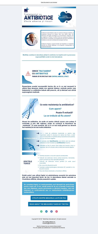 antibiotice efecte adverse