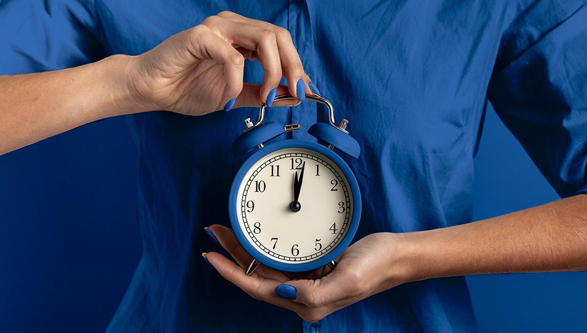 Pierderea în greutate a ritmului circadian)