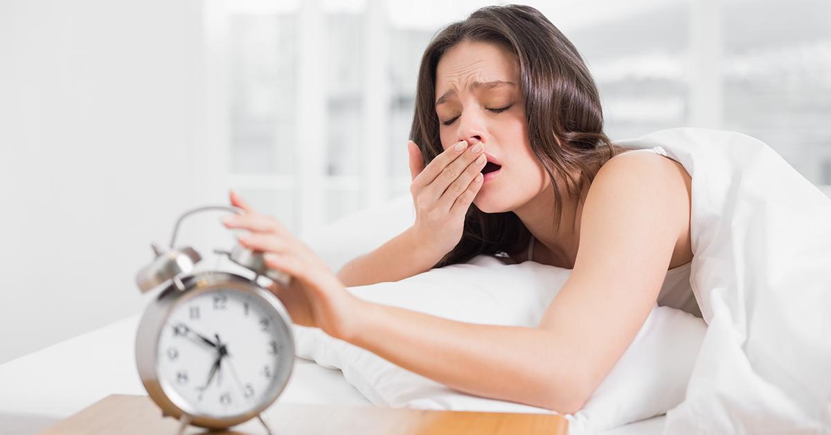 femeie somn